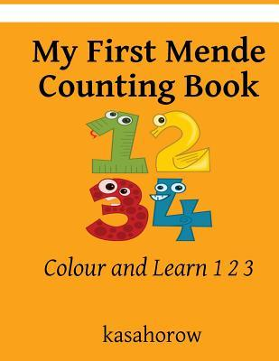 My First Mende Counting Book
