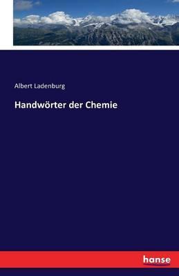 Handwörter der Chemie