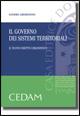 Il governo dei sistemi territoriali. Il nuovo diritto urbanistico