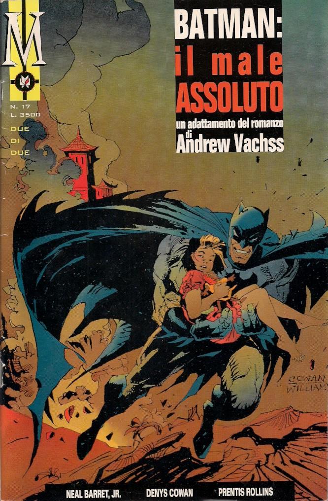 Batman: Il male asso...