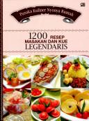 Pusaka Kuliner Nyonya Rumah 1200 Resep Masakan and Kue Legendaris