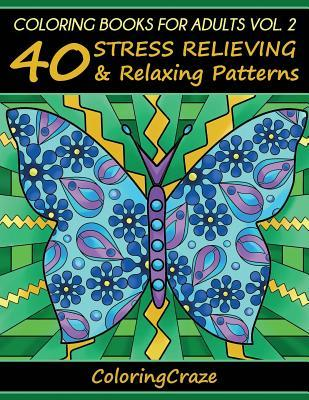 Coloring Books For Adults Volume 2