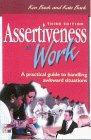 Assertiveness at Work