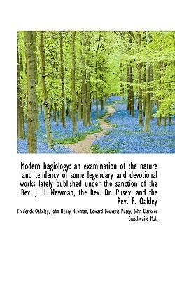 Modern Hagiology