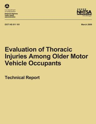Evaluation of Thoracic Injuries Among Older Motor Vehicle Occupants