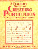 A Teacher's Guide to Creating Portfolios