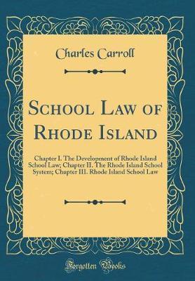School Law of Rhode Island