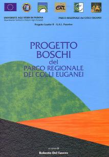 Progetto Boschi del Parco Regionale dei Colli Euganei