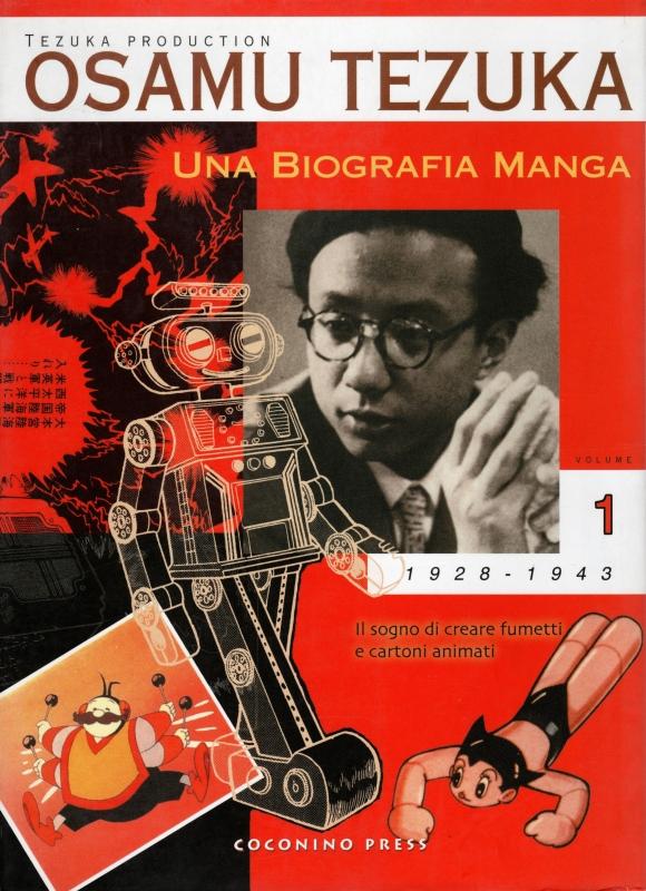 Una biografia manga - Volume 1: 1928-1943