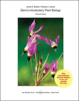 Stern's Introductory Plant Biology (Int'l Ed)