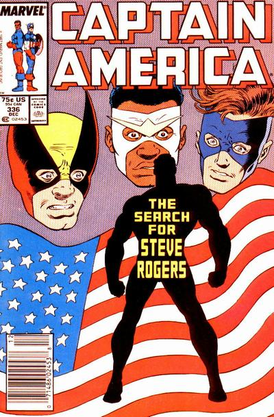 Captain America Vol.1 #336