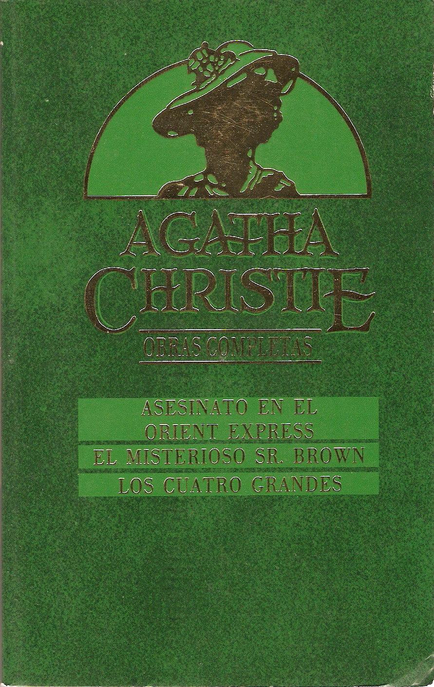 Agatha Christie. Obras Completas XXV