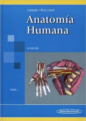 ANATOMÍA HUMANA 4ED