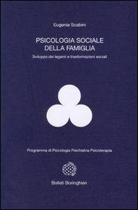 Psicologia sociale della famiglia