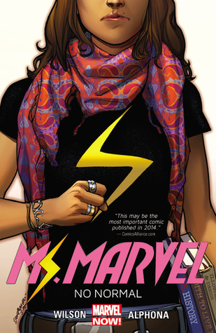Ms. Marvel, Vol. 1