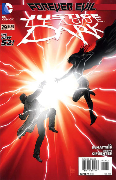 Justice League Dark Vol.1 #29