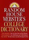 Random House Webster's College Dictionary, Second Edition