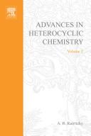 Advances in heterocyclic chemistry.
