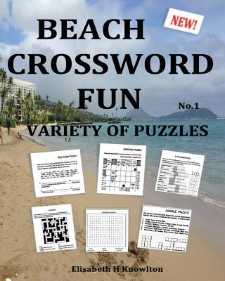 Beach Crossword Fun