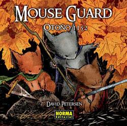Mouse Guard: Otoño ...