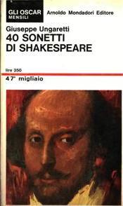 40 sonetti di Shakespeare