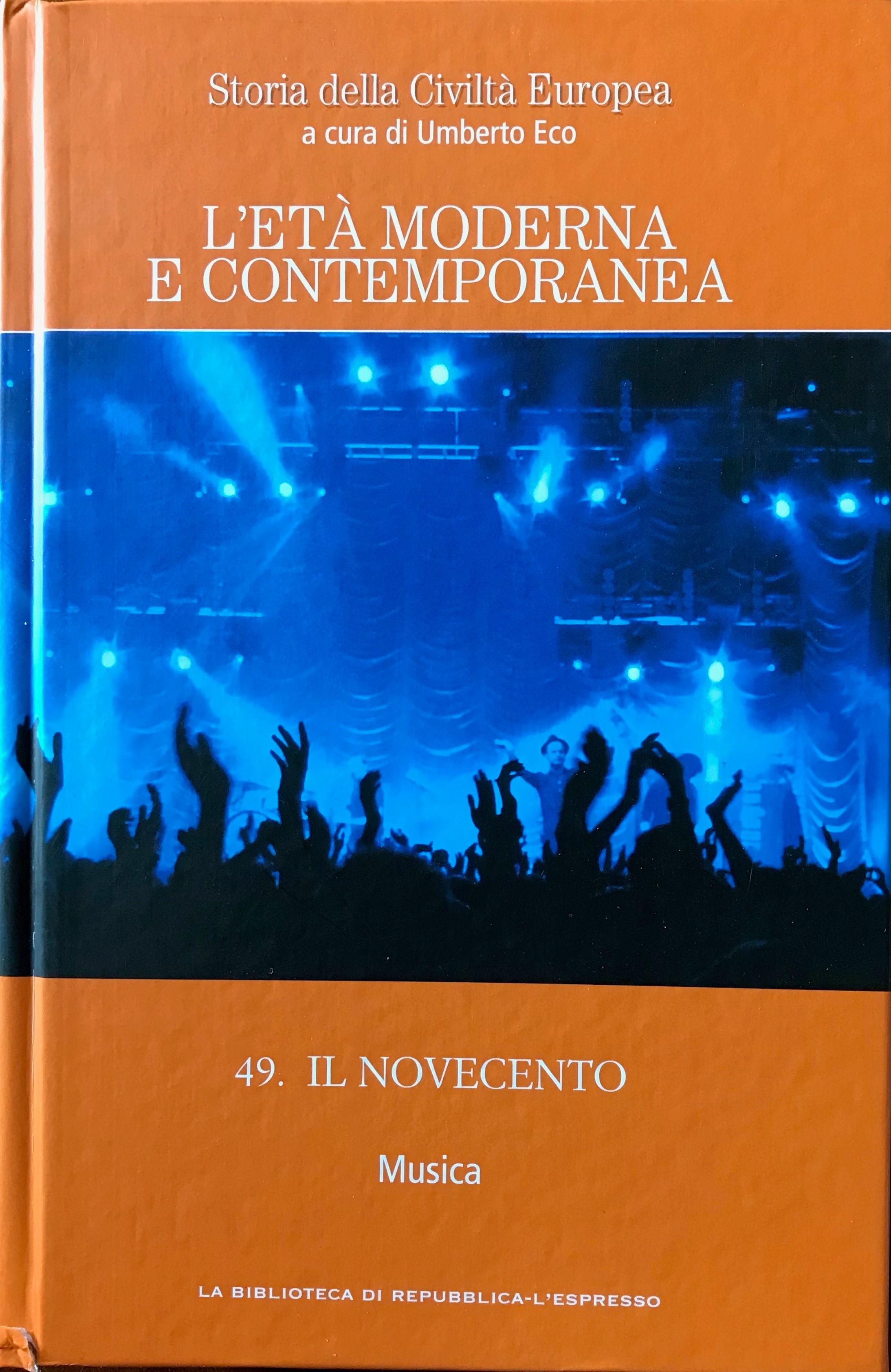 Storia della Civiltà Europea Vol. 49