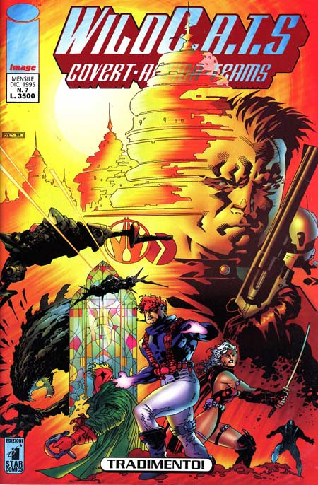 WildC.a.t.s n. 7