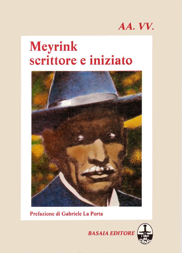 Meyrink scrittore e ...