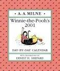 Winnie-the-Pooh's 2001 Day By Day Calendar