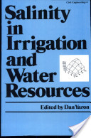 Salinity in Irrigation Water Resources
