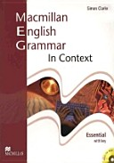 Macmillan English Grammar in Context Essential with Key and