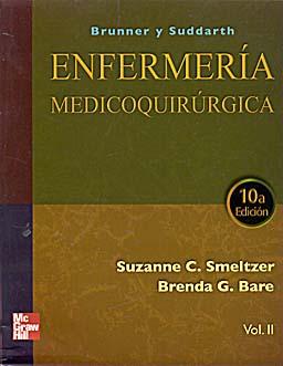 Enfermería medicoquirúrgica de Brunner y Suddarth