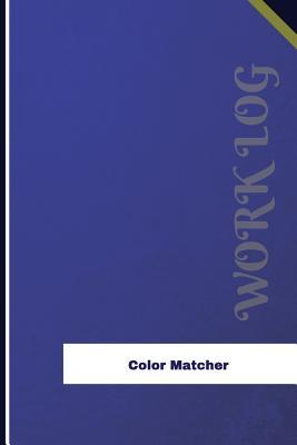 Color Matcher Work Log