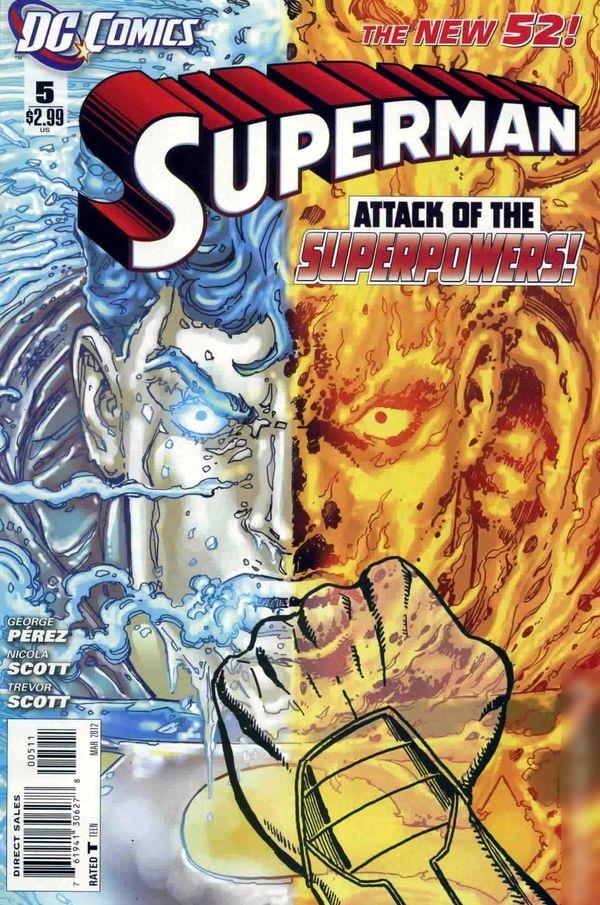 Superman Vol.3 #5