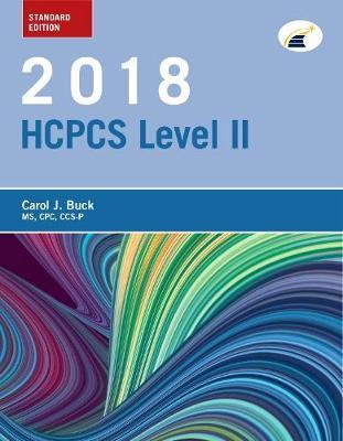 2018 HCPCS Level II Standard Edition, 1e