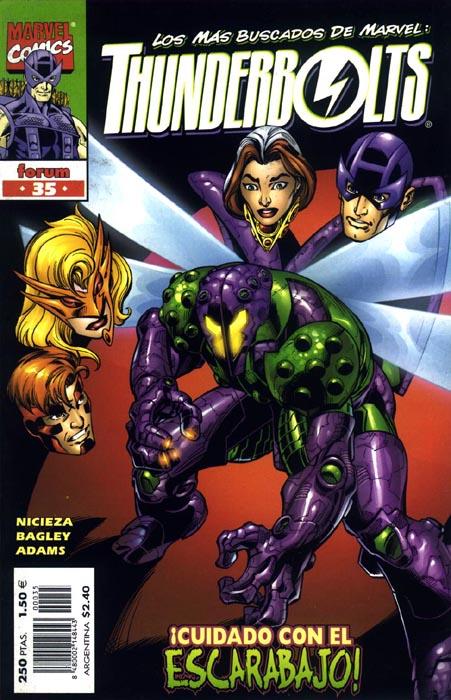 Thunderbolts Vol.1 #35 (de 40)