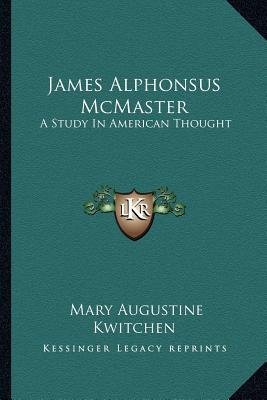 James Alphonsus McMaster