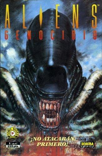 Aliens genocidio #1