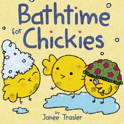 Bathtime for Chickies
