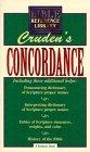 Cruden's Concordance