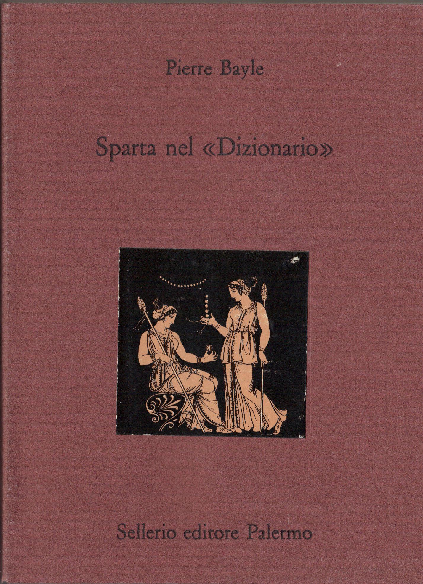 """Sparta nel """"Dizionar..."""