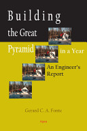 Building the Great Pyramid in One Year