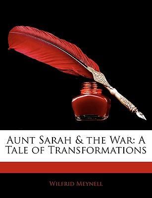Aunt Sarah & the War