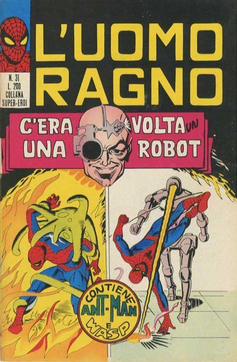 L'Uomo Ragno n. 31