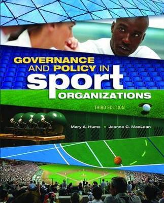 Governance and Policy in Sport Organizations