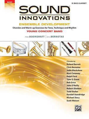 Sound Innovations for Concert Band -- Ensemble Development for Young Concert Band