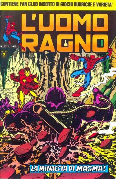 L'Uomo Ragno (2a serie) n. 57