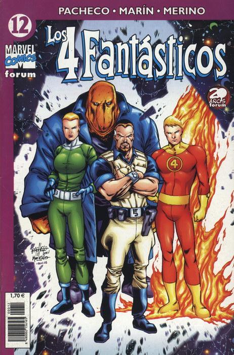 Los 4 Fantásticos Vol.4 #12 (de 24)