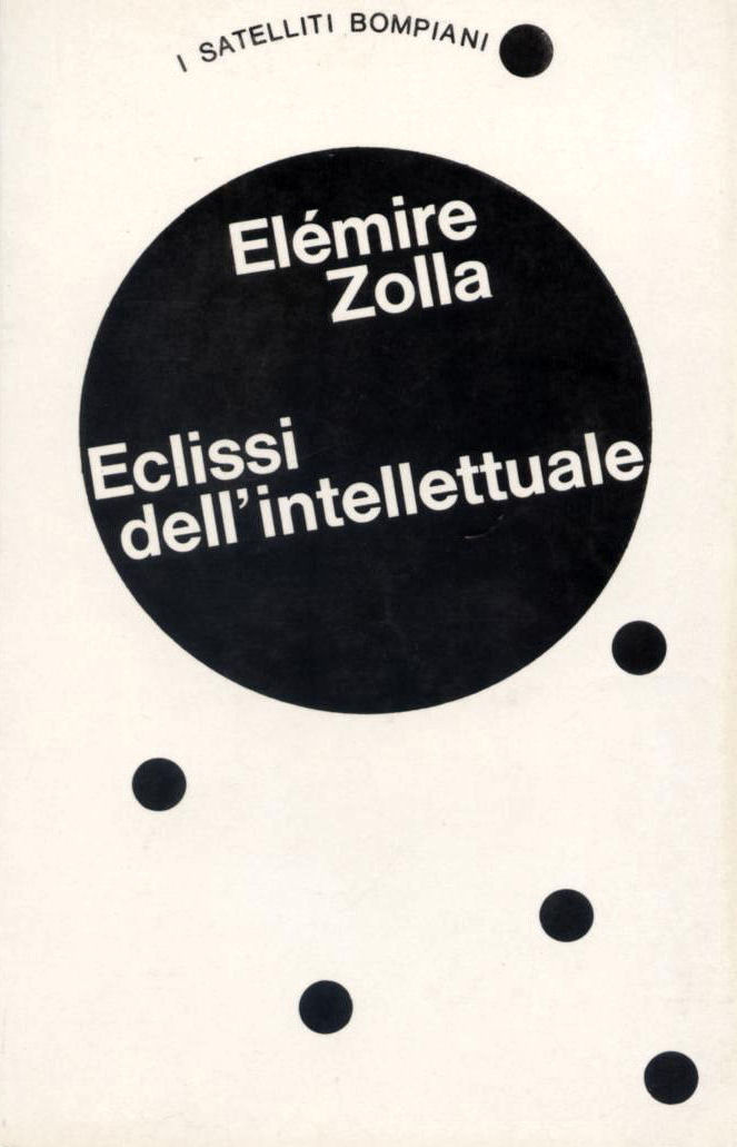Eclissi dell'intellettuale