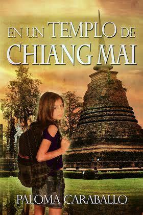 En un templo de Chiang Mai